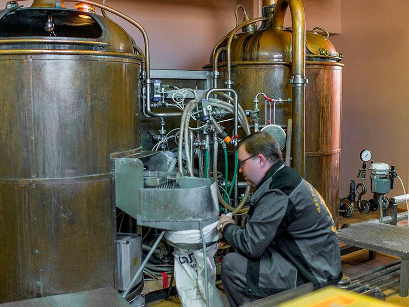 Пивоварня 903